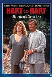 Hart aber herzlich: Alte Freunde sterben nie Book Cover