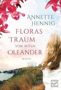 Floras Traum Von Rotem Oleander Book Cover