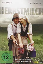 Herbstmilch Book Cover