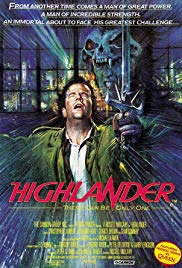 Highlander - Es kann nur einen geben Book Cover