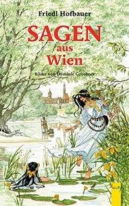 Sagen aus Wien Book Cover