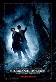 Sherlock Holmes: Spiel im Schatten Book Cover