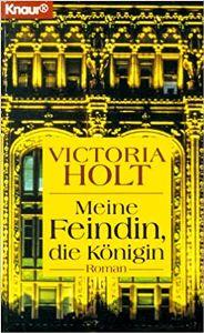 Meine Feindin, die Königin Book Cover