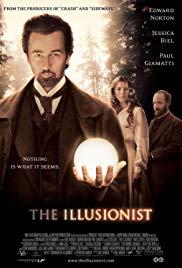 The Illusionist - Nichts ist, wie es scheint Book Cover