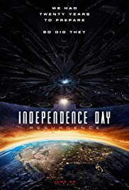 Independence Day: Wiederkehr Book Cover