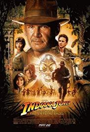 Indiana Jones und das Königreich des Kristallschädels Book Cover