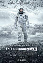 Interstellar Book Cover