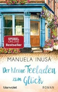 Der kleine Teeladen zum Glück Book Cover