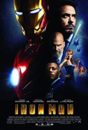 Iron Man Book Cover