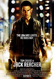 Jack Reacher Book Cover