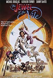 Auf der Jagd nach dem Juwel vom Nil Book Cover