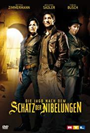 Die Jagd nach dem Schatz der Nibelungen Book Cover