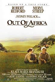 Jenseits von Afrika Book Cover