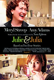 Julie & Julia Book Cover