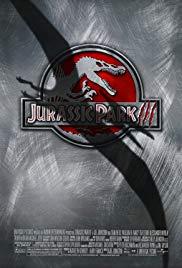 Jurassic Park III Book Cover
