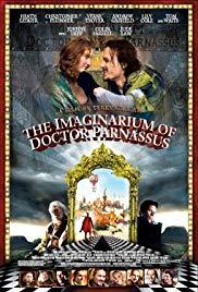 Das Kabinett des Dr. Parnassuss Book Cover