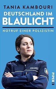 Deutschland im Blaulicht Book Cover