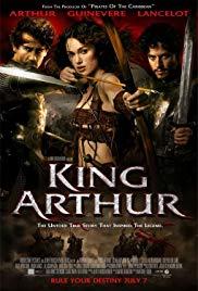 King Arthur Book Cover