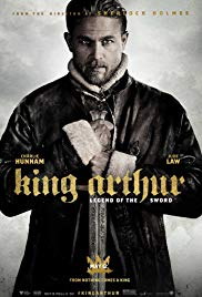 King Arthur: Legend of the Sword Book Cover