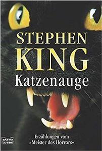 Katzenauge Book Cover
