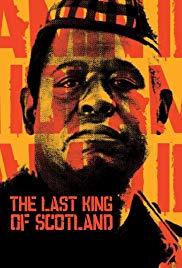 Der letzte König von Schottland - In den Fängen der Macht Book Cover