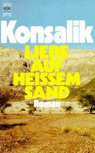 Liebe auf heißem Sand Book Cover