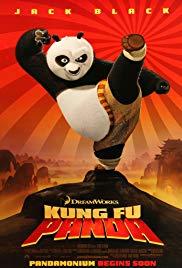 Kung Fu Panda Book Cover