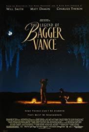 Die Legende von Bagger Vance Book Cover