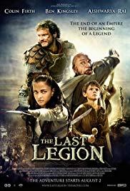 Die letzte Legion Book Cover