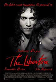 The Libertine - Sex, Drugs & Rococo Book Cover