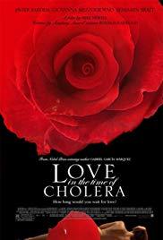 Die Liebe in den Zeiten der Cholera Book Cover