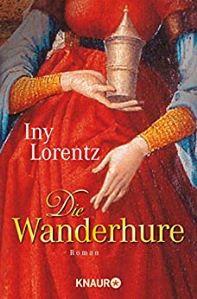 Die Wanderhure Book Cover