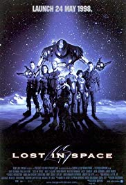 Lost in Space Book Cover