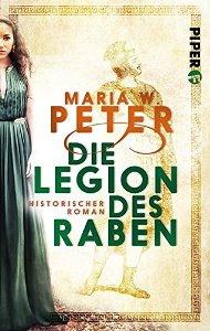 Die Legion des Raben Book Cover