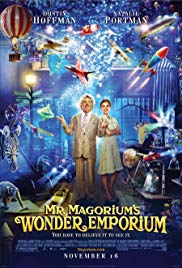 Mr. Magoriums Wunderladen Book Cover