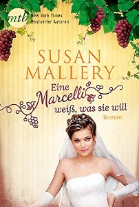 Eine Marcelli weiß, was sie will Book Cover