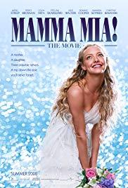 Mamma Mia! Book Cover