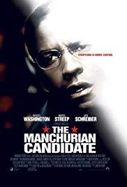 Der Manchurian Kandidat Book Cover