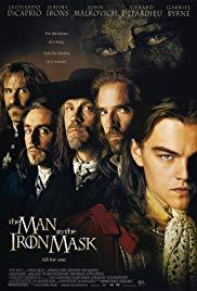 Der Mann in der Eisernen Maske Book Cover