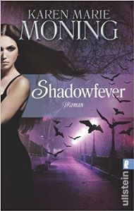 Shadowfever Book Cover