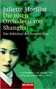 Die roten Orchideen von Shanghai Book Cover