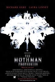 Die Mothman Prophezeiungen Book Cover