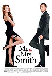 Mr. & Mrs. Smith Book Cover