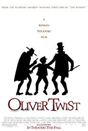 Oliver Twist Book Cover