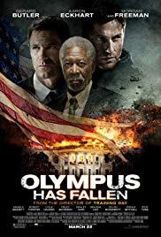 Olympus Has Fallen - Die Welt in Gefahr Book Cover