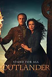 Outlander - 5. Staffel Book Cover
