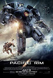 Pacific Rim Book Cover