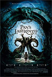 Pans Labyrinth Book Cover