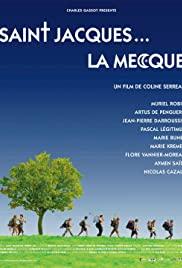Saint Jacques ... Pilgern auf Französisch Book Cover