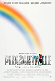 Pleasantville Book Cover